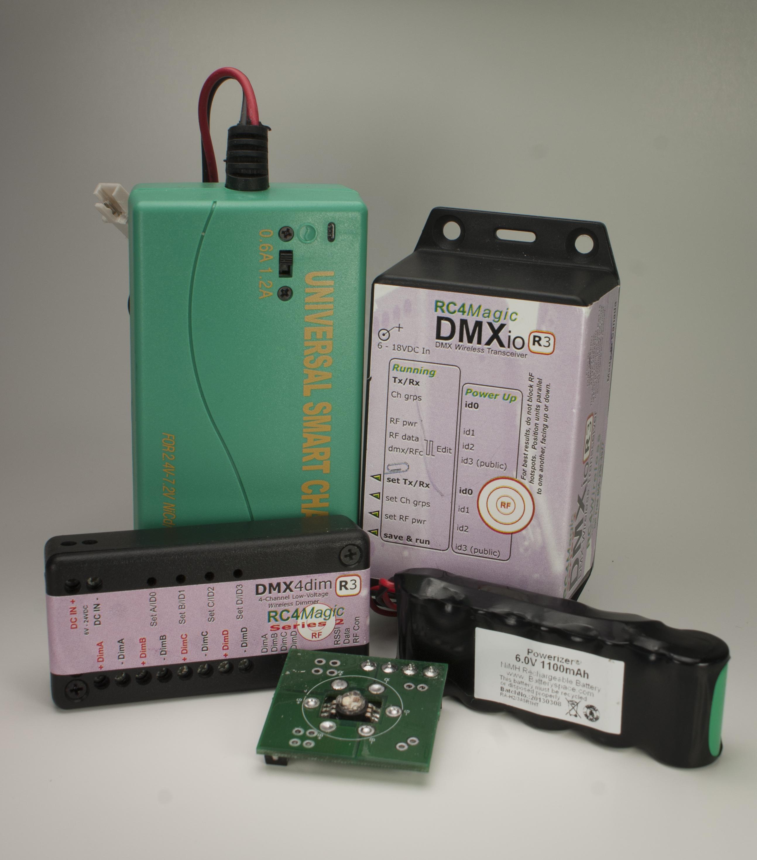 RC4 Magic Educational LED Kit