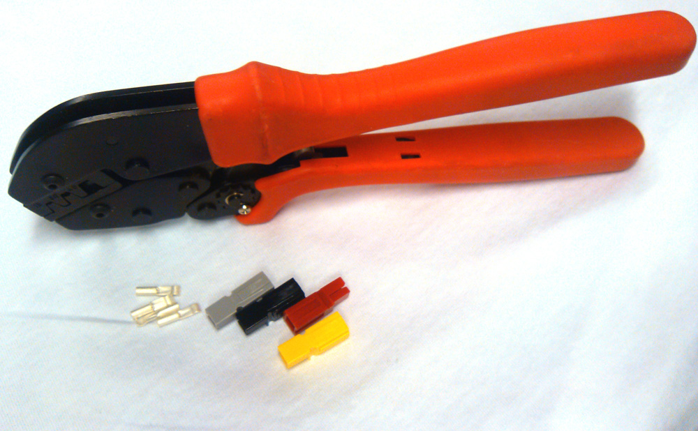 rc4 crimping tool for anderson connectors rc4 wireless. Black Bedroom Furniture Sets. Home Design Ideas