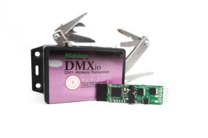 RC4 Magic DMXio and DMX2micro