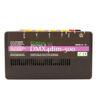 RC4 Magic DMX4dim-500
