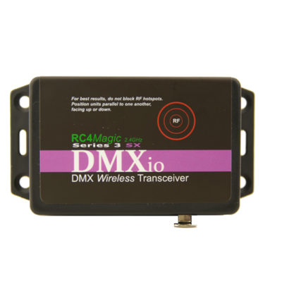 RC4Magic DMXio 2.4GH SX
