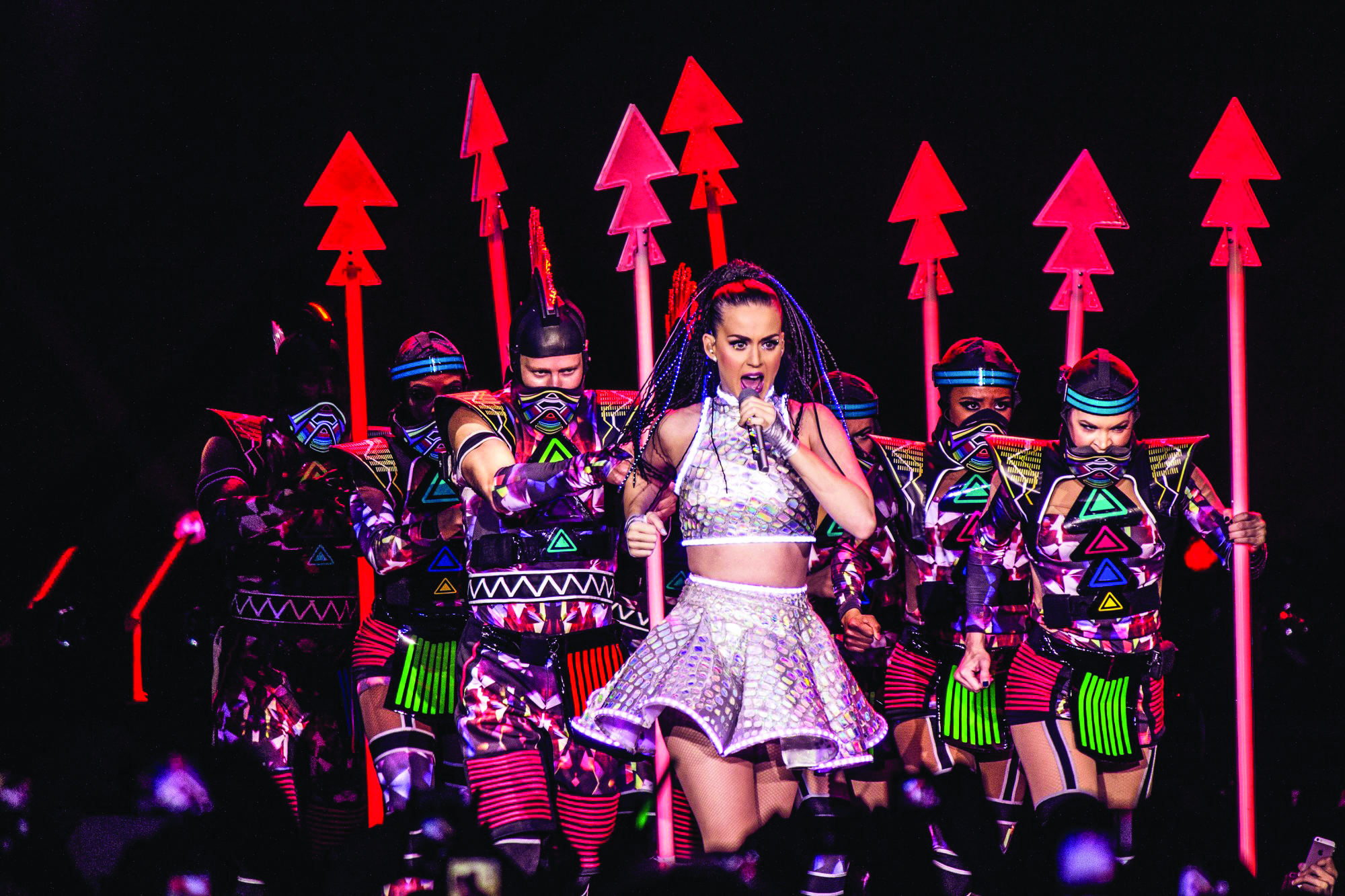 Katy Perry's Prismatic Tour