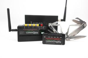 LumenDim4 and LumenDimM4 for LumenRadioCRMX