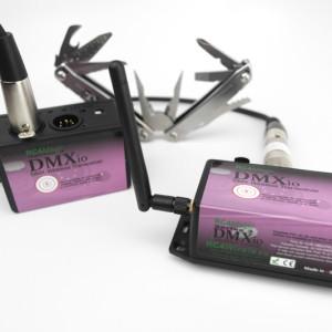 RC4 Magic DMXio