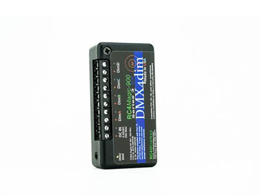 RC4Magic 900SX DMX4dim