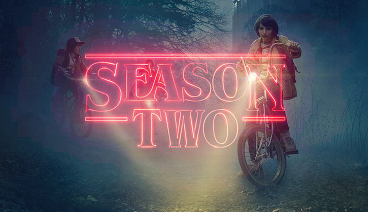 Stranger Things – Netflix